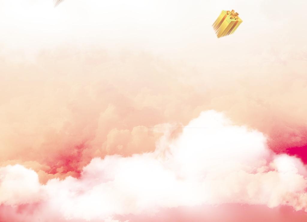 psd)                                  小清新云朵