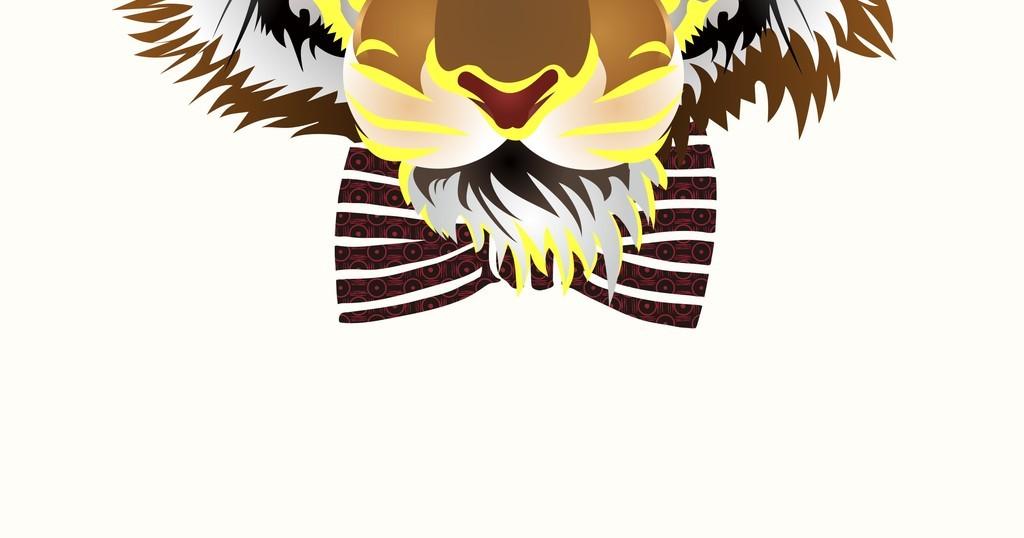 动物老虎头像(图片编号:16330742)