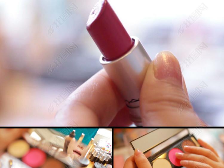美容化妆视频
