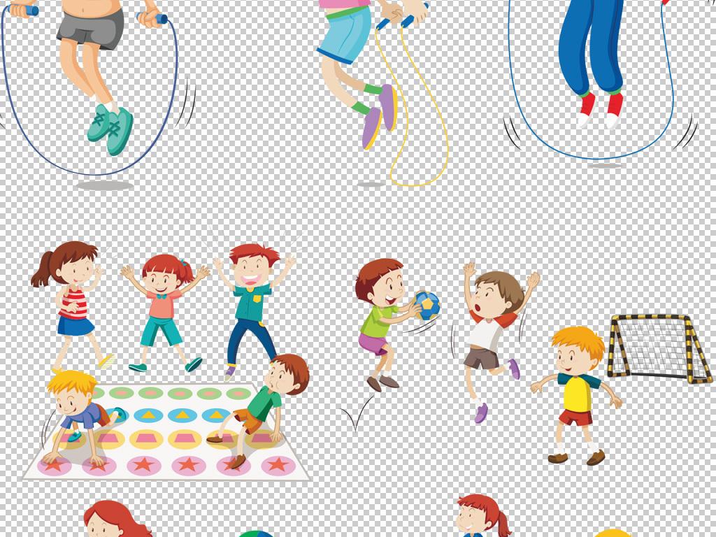 设计元素 人物形象 动漫人物 > 卡通读书学习教师学生儿童png透明素材