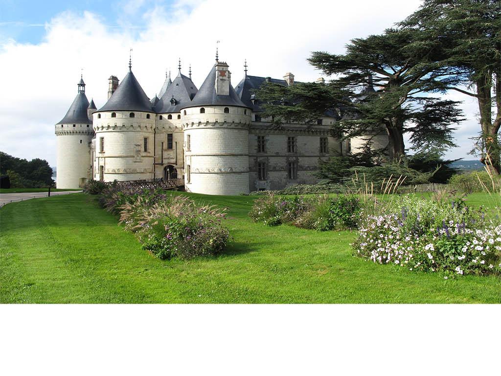 地中海别墅白色城堡