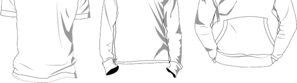 手绘卫衣t恤免抠透明ps素材