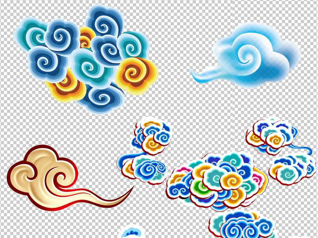 设计元素 其他 其他 > 中式古典图案边框花纹png素材图片