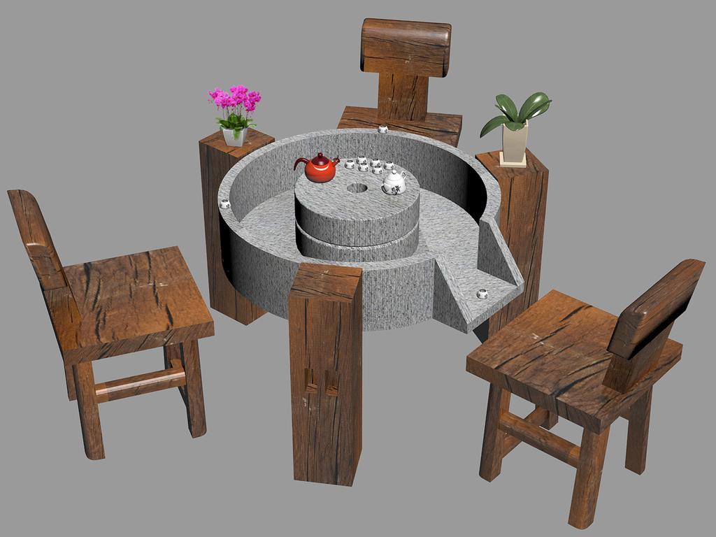 老船木家具船木朽木旧船木木家具大茶台