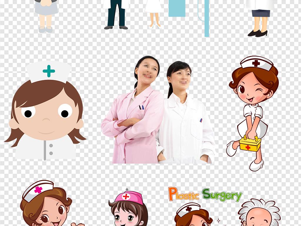 白衣天使护士