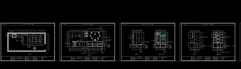 榻榻米cad平面设计图下载(图片27.46mb)_全套家装cad
