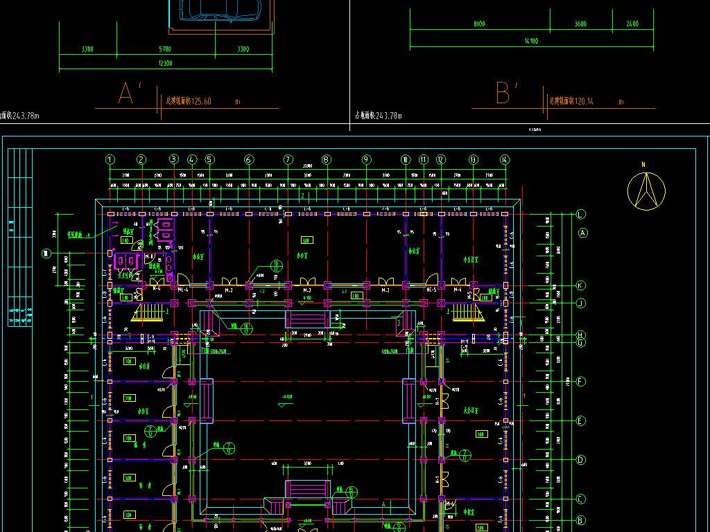 2017-06-26 09:21:24 我圖網提供精品流行三套四合院cad設計圖素材