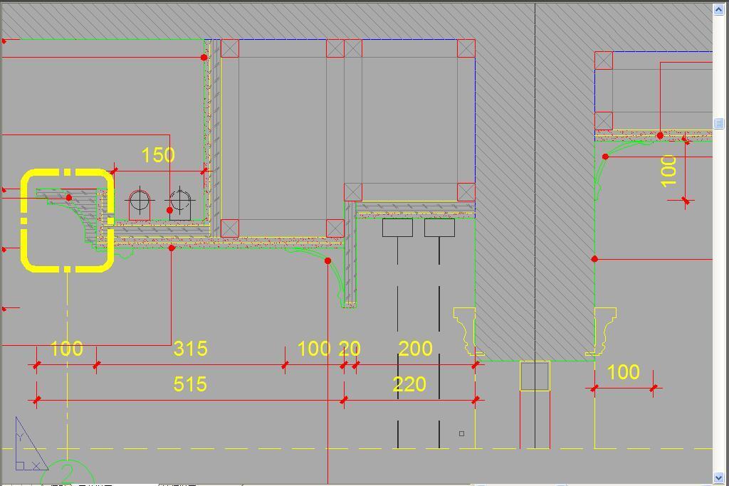 天花吊顶剖面图 16398817 CAD图纸