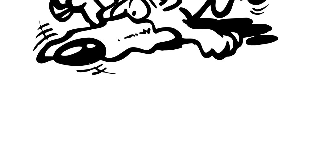 手绘卡通图案简笔插画