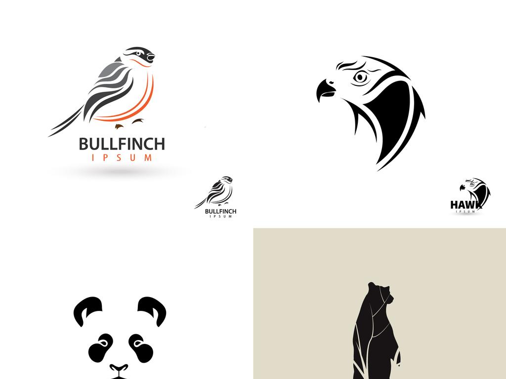 """【本作品下载内容为:""""logo野生动物图标产品商标品牌设计模板"""",其他内容仅为参考,如需印刷成实物请先认真校稿,避免造成不必要的经济损失。】 【声明】未经权利人许可,任何人不得随意使用本网站的原创作品(含预览图),否则将按照我国著作权法的相关规定被要求承担最高达50万元人民币的赔偿责任。"""