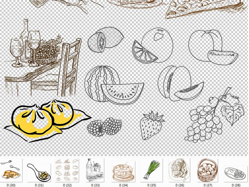 汉堡堡矢量手绘pop手绘pop字手绘海报手绘效果图手绘pop海报手绘风景