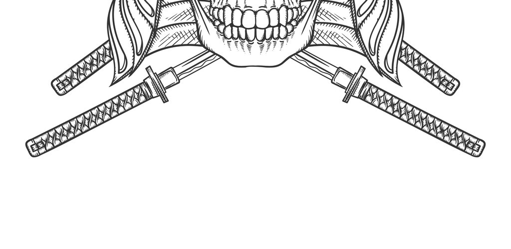 骷髅头图案