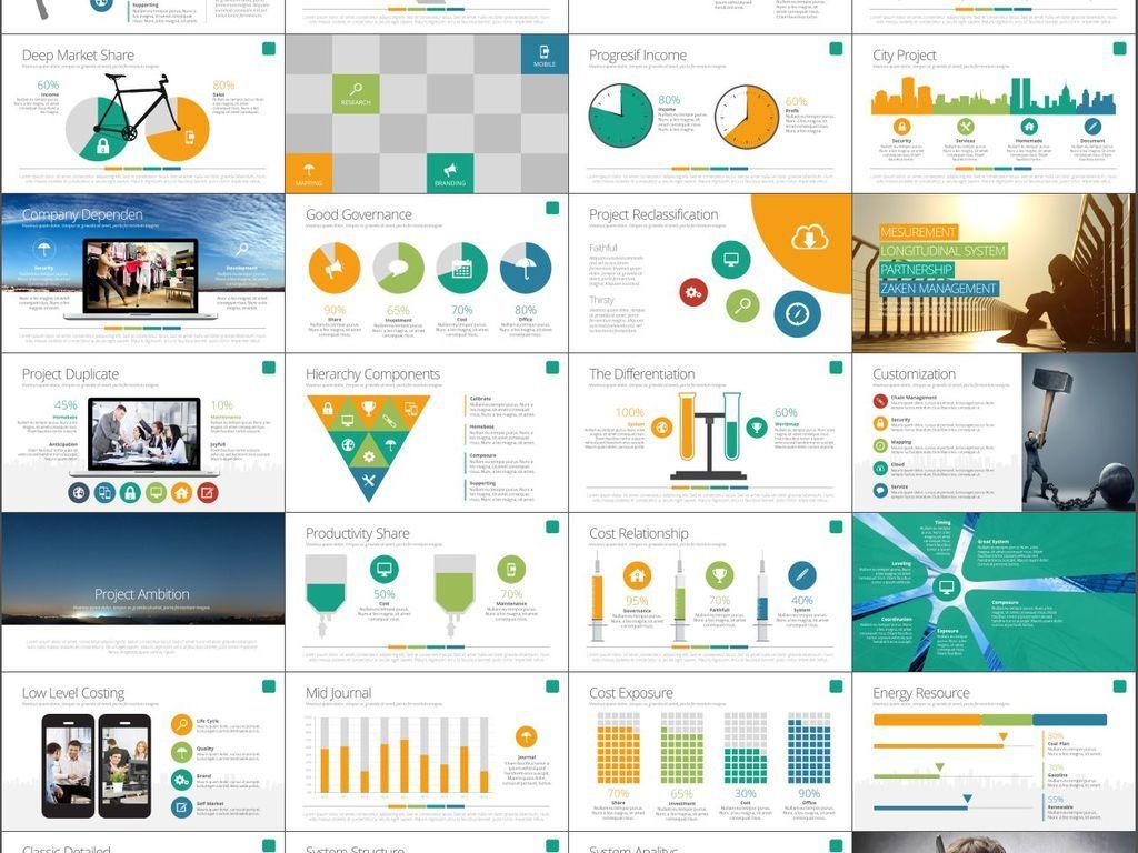 销售案例_企业介绍成功案例销售营销报告ppt模版