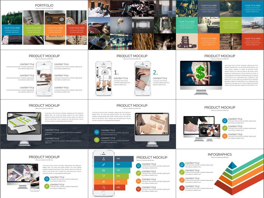 团队介绍服务推广成功案例汇报PPT模版