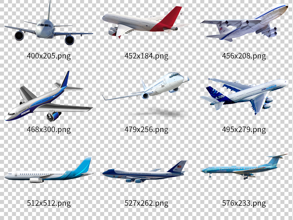 天空飞机                                  卡通飞机飞机侧面