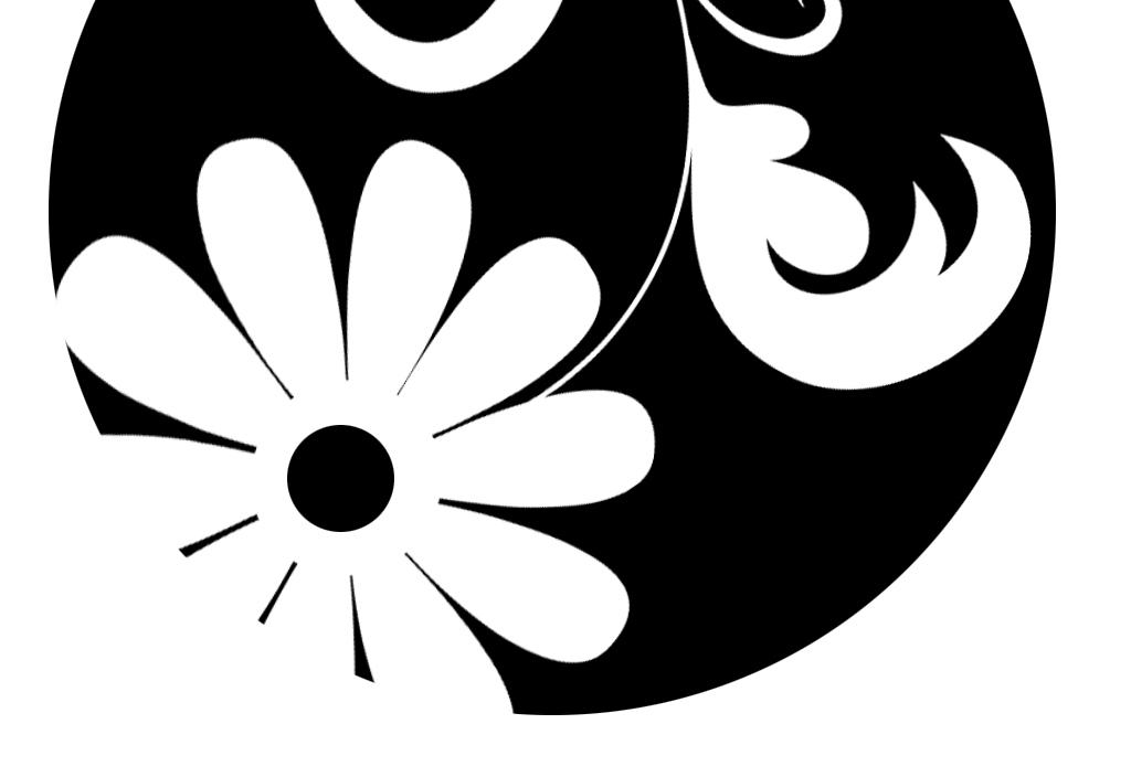 背景墙|装饰画 3d地板 拼花地板 > 黑白花纹唯美地板  版权图片 分享