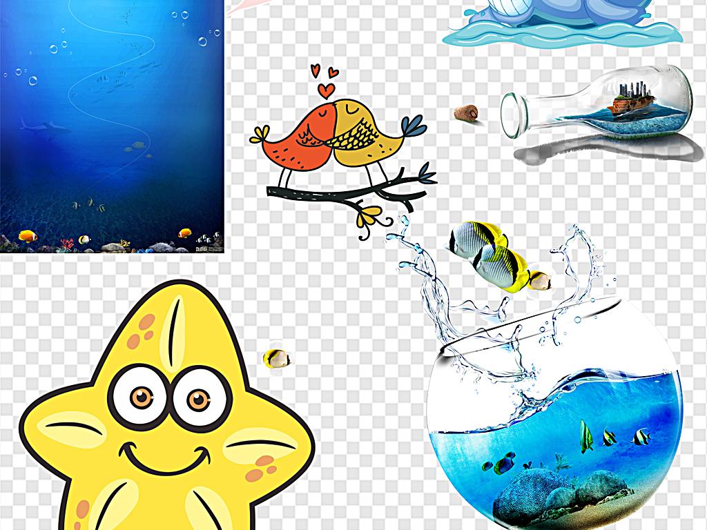 """【本作品下载内容为:""""卡通海洋鱼海洋小鱼海洋里的鱼水母""""模板,其他内容仅为参考,如需印刷成实物请先认真校稿,避免造成不必要的经济损失。】 【声明】未经权利人许可,任何人不得随意使用本网站的原创作品(含预览图),否则将按照我国著作权法的相关规定被要求承担最高达50万元人民币的赔偿责任。"""