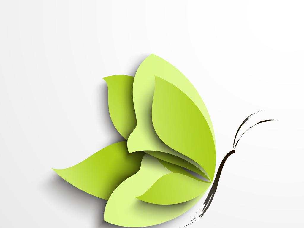 立体动物logo