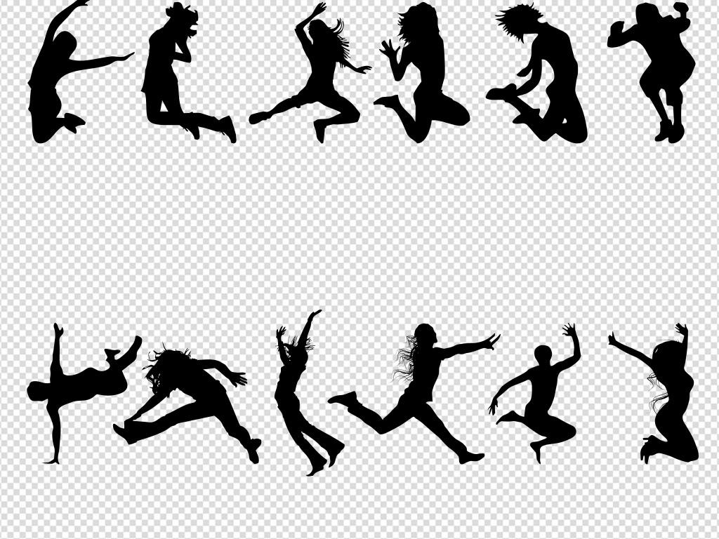 乐队歌手奥运会舞动的人群拥挤奔跑热闹黑白跑步图片
