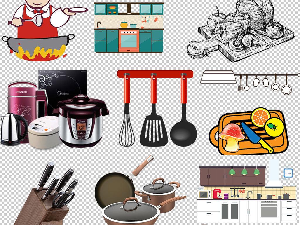 厨房用品名称 图片合集图片