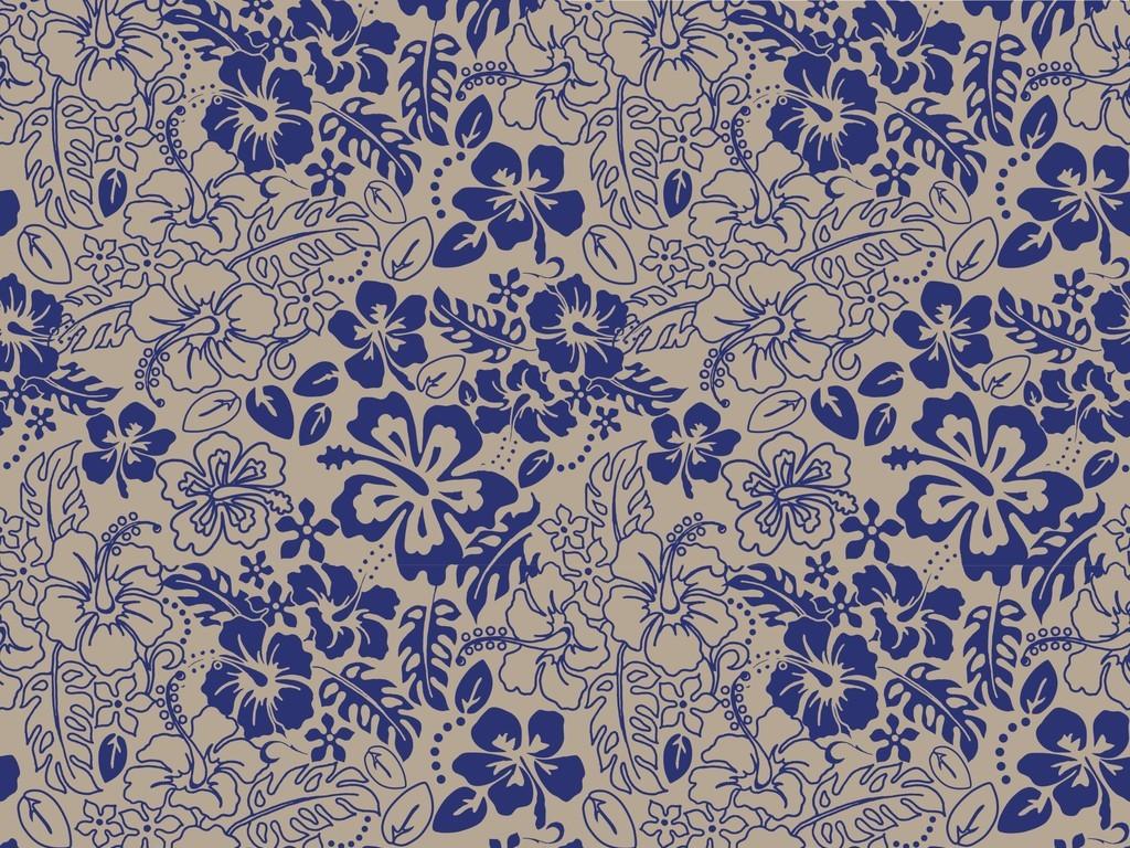 植物花卉花纹底纹欧式花纹图片