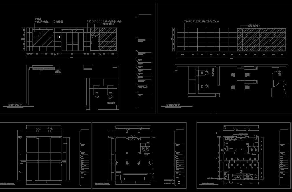 电路图设计说明施工施工图纸信合格力空调美