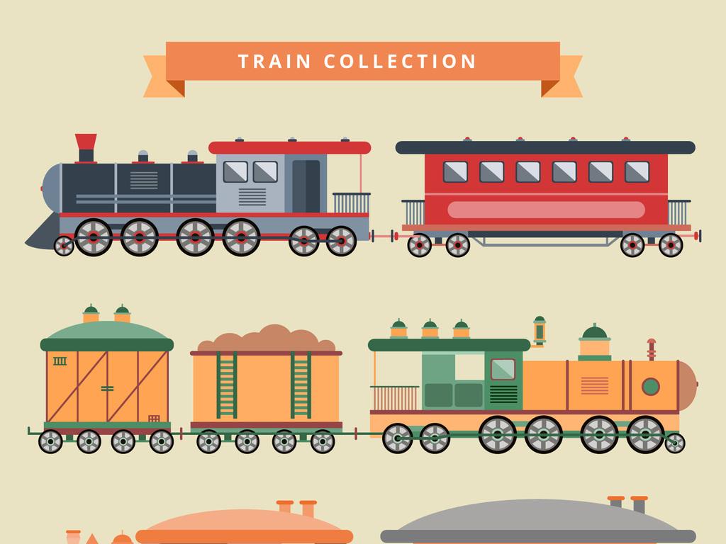 设计元素 其他 其他 > 手绘各种火车插图  版权图片 分享 :  举报有奖