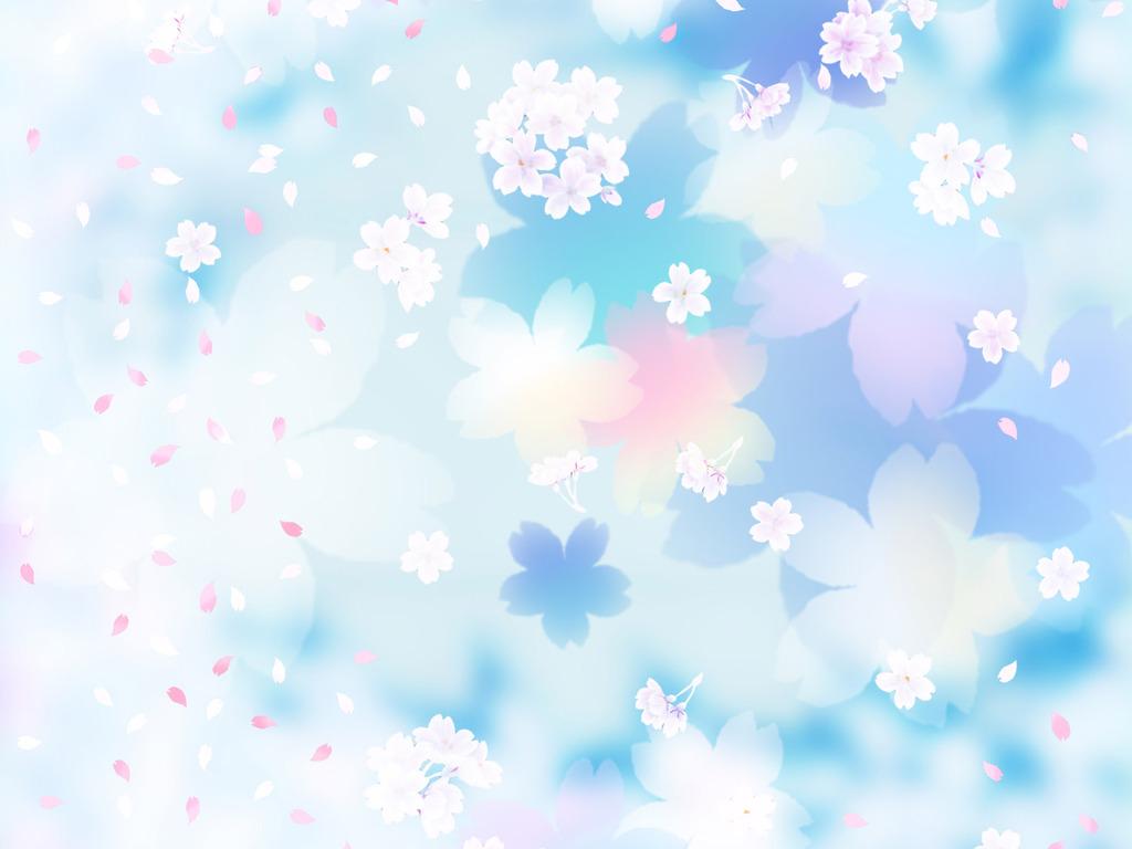 简单唯美碎花墙纸背景图片,唯美图片 可爱图片图片