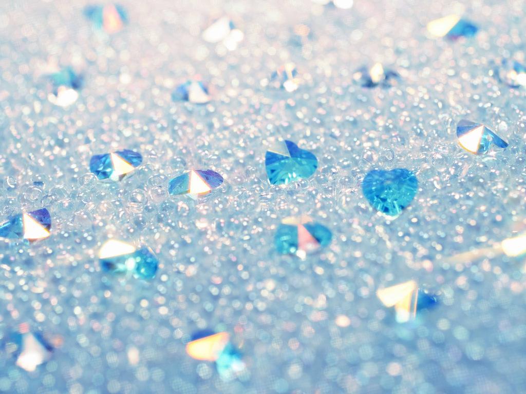 炫彩水晶五彩缤纷水晶ps背景素材45