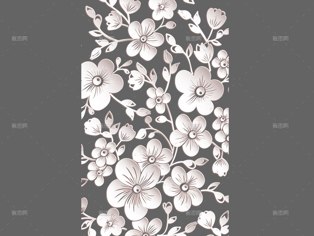 psb)彩色花纹底纹镂空手机壳                                  手机图片