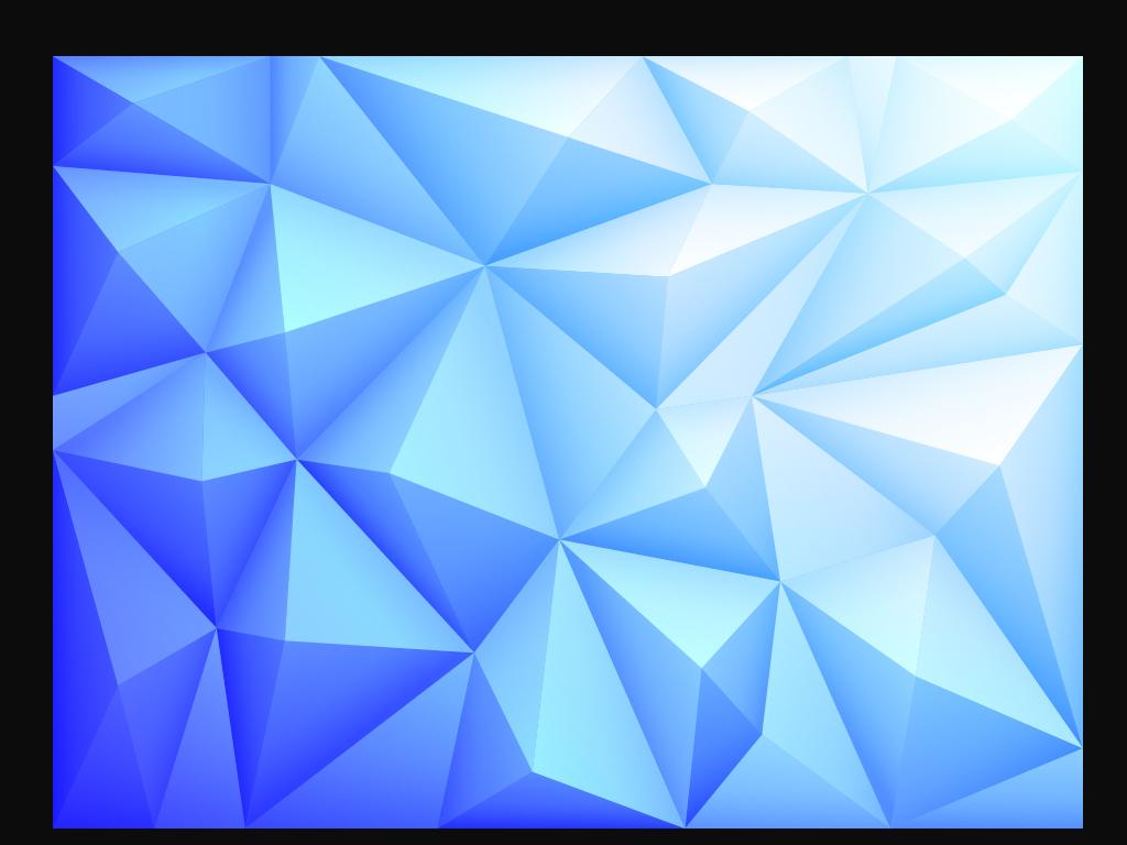 几何晶体三角形几何背景抽象多边形结构性背景春季背景ppt背景设计