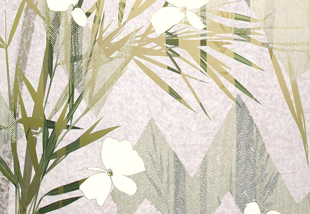 古风禅意植物图案(图片编号:16501786)_植物花卉图案