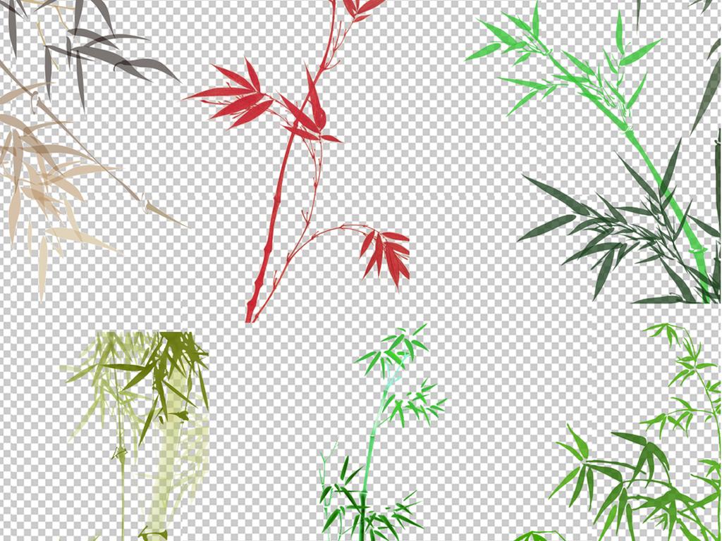 竹子素材中国素材多款简笔画卡通简笔画儿童简笔画简笔画图片动物简笔