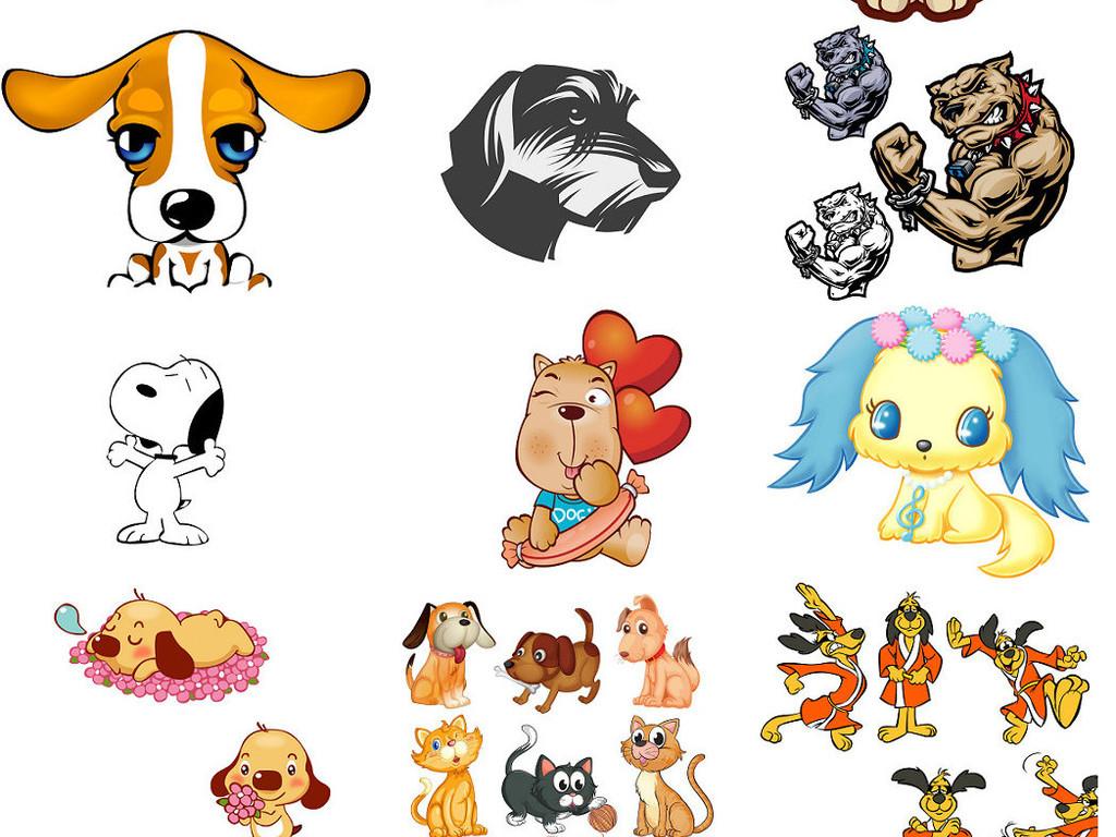 狗年日本漫画人物