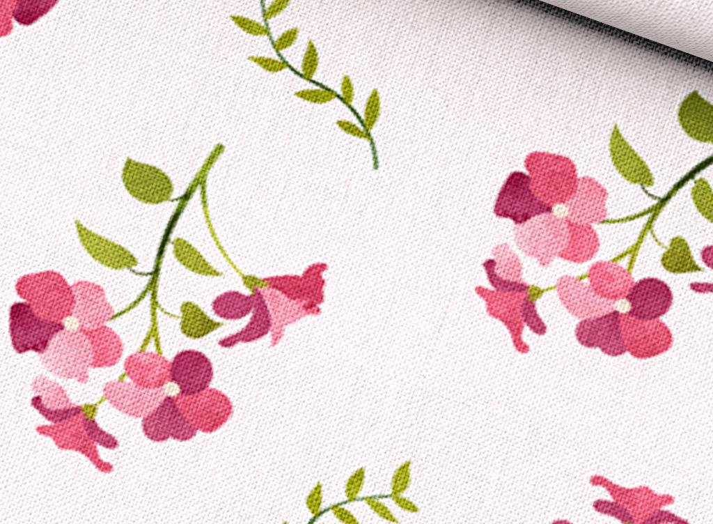植物花卉图案小清新抱枕