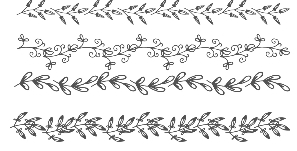 png)手绘                                  线描