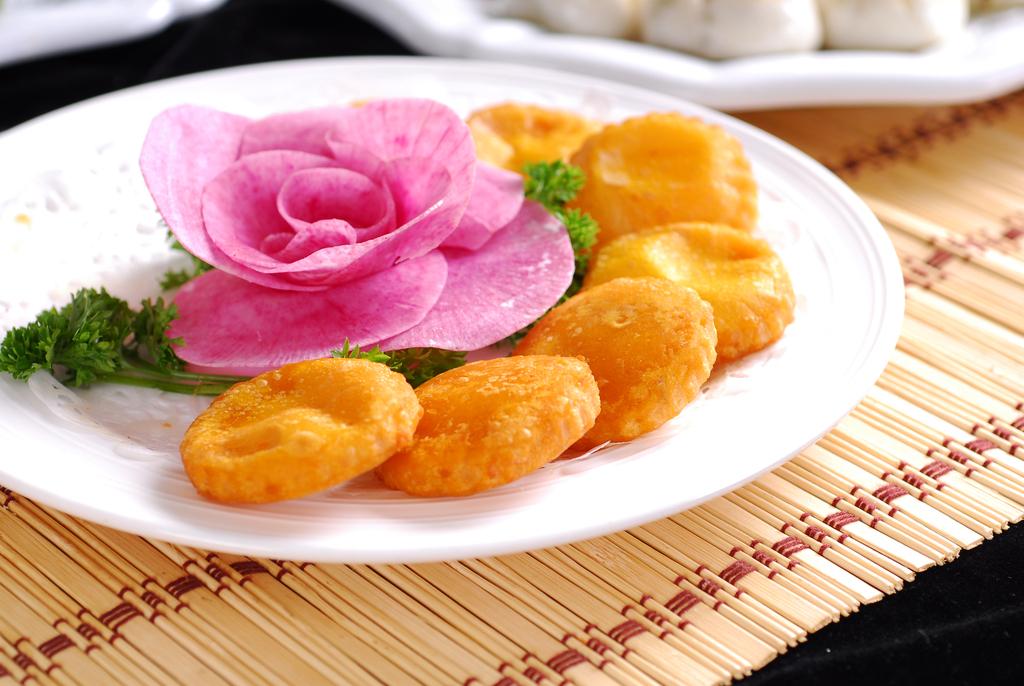 南瓜饼玉米饼绿茶饼煎饼酥饼南瓜饼4图片设计素材 高清模板下载 4.48