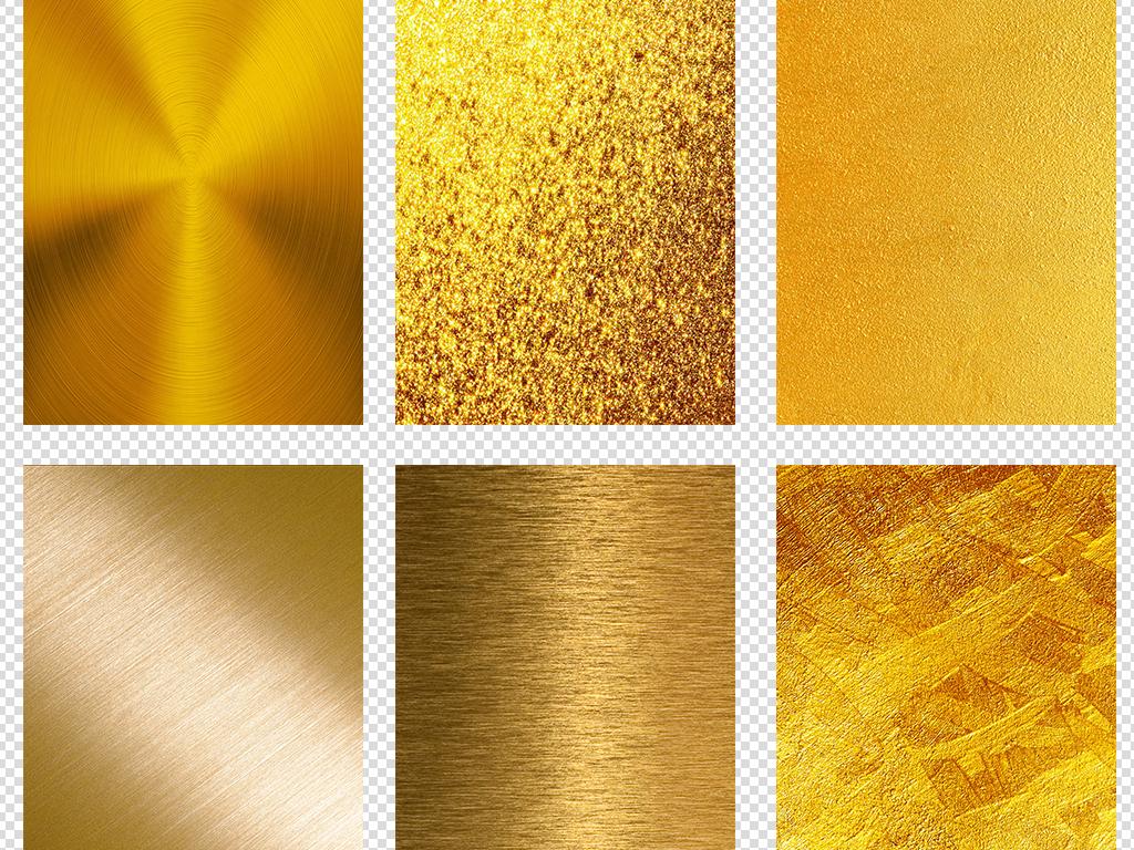 金色金属质感背景底纹素材