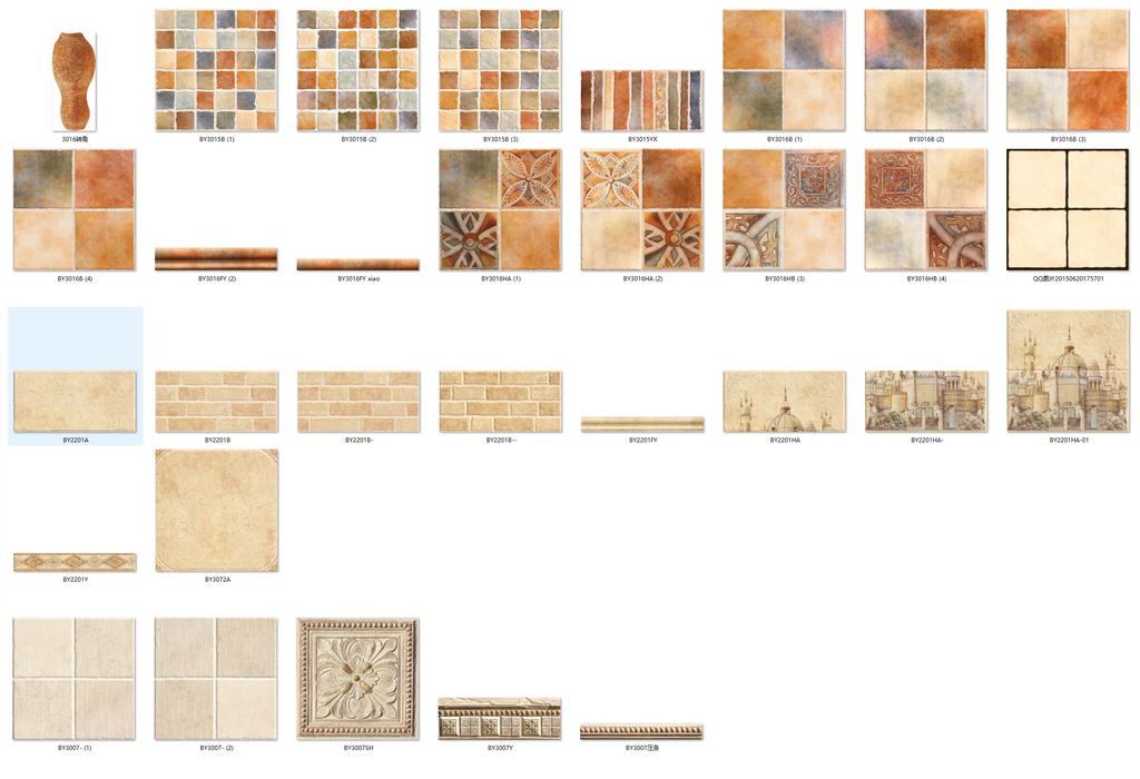 仿古砖贴图图片素材 模板下载 108.43MB 其他大全 其他