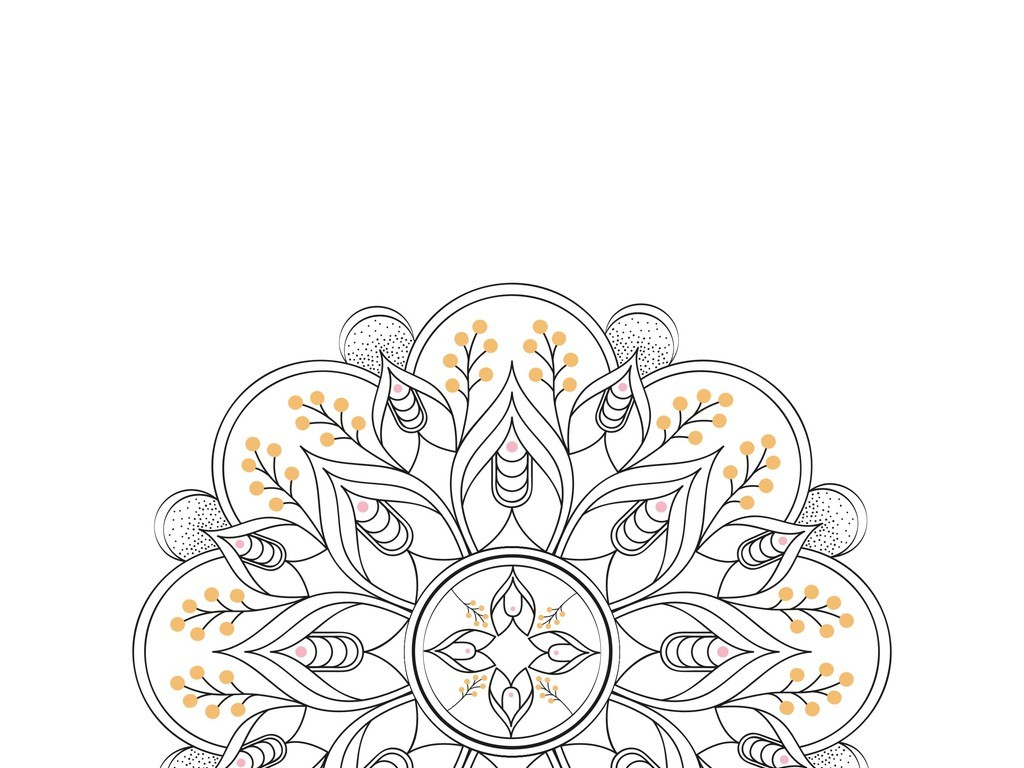欧式花纹抱枕图案北欧风格