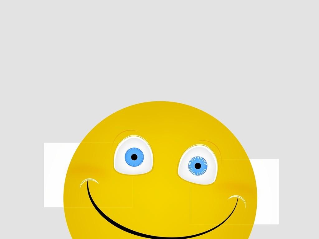 人物笑脸动态头像