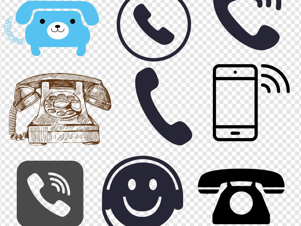 电话座机图片素材