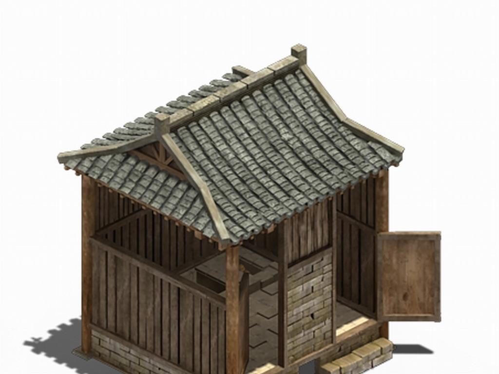 中国古代建筑-厕所设计图下载(图片17.74mb)_城市规划