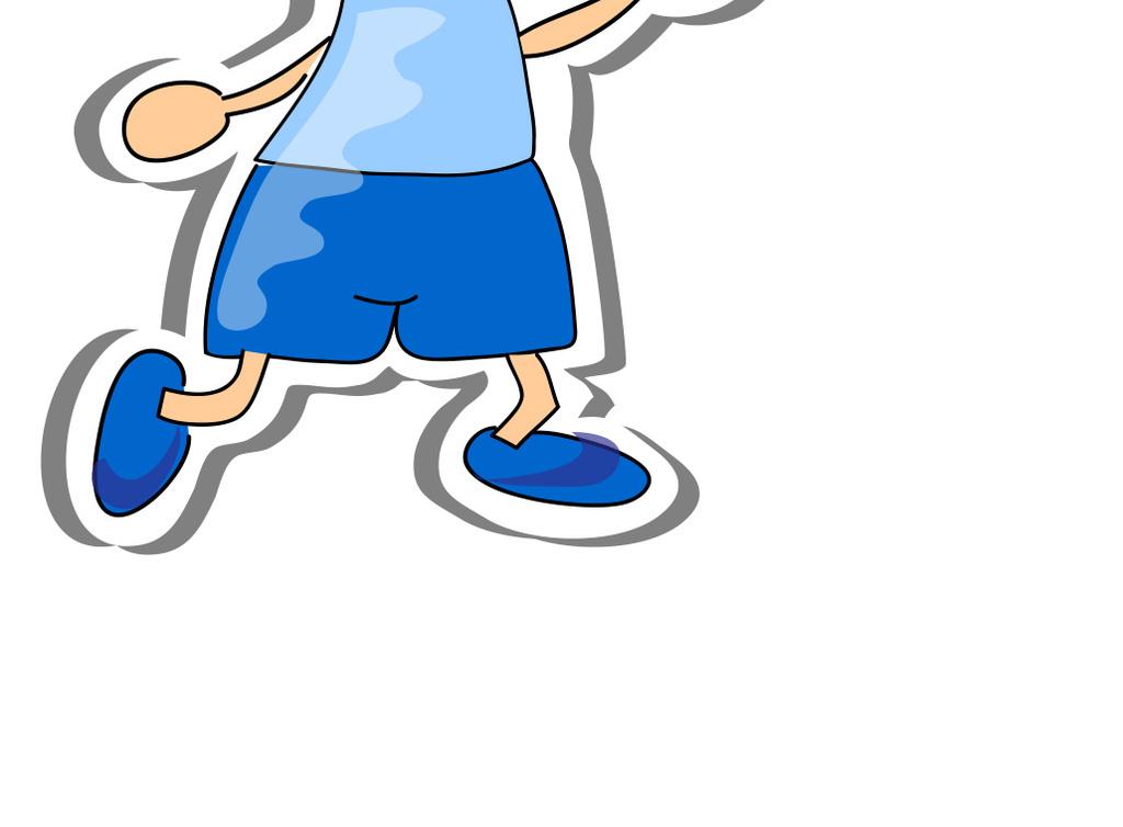 设计元素 人物形象 儿童 > 卡通小孩打网球  卡通小孩打网球图片素材