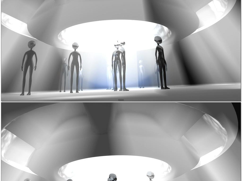 飞碟外星人模板素材_高清mp4格式下载(视频51.97mb)