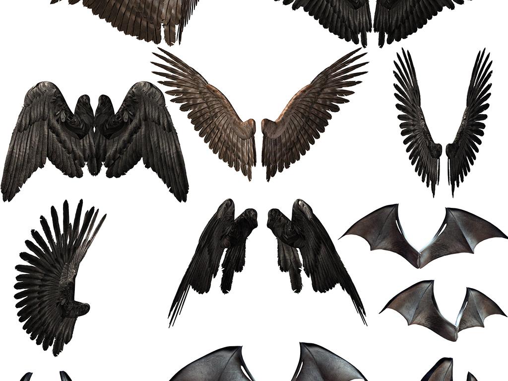 天使的翅膀大合集