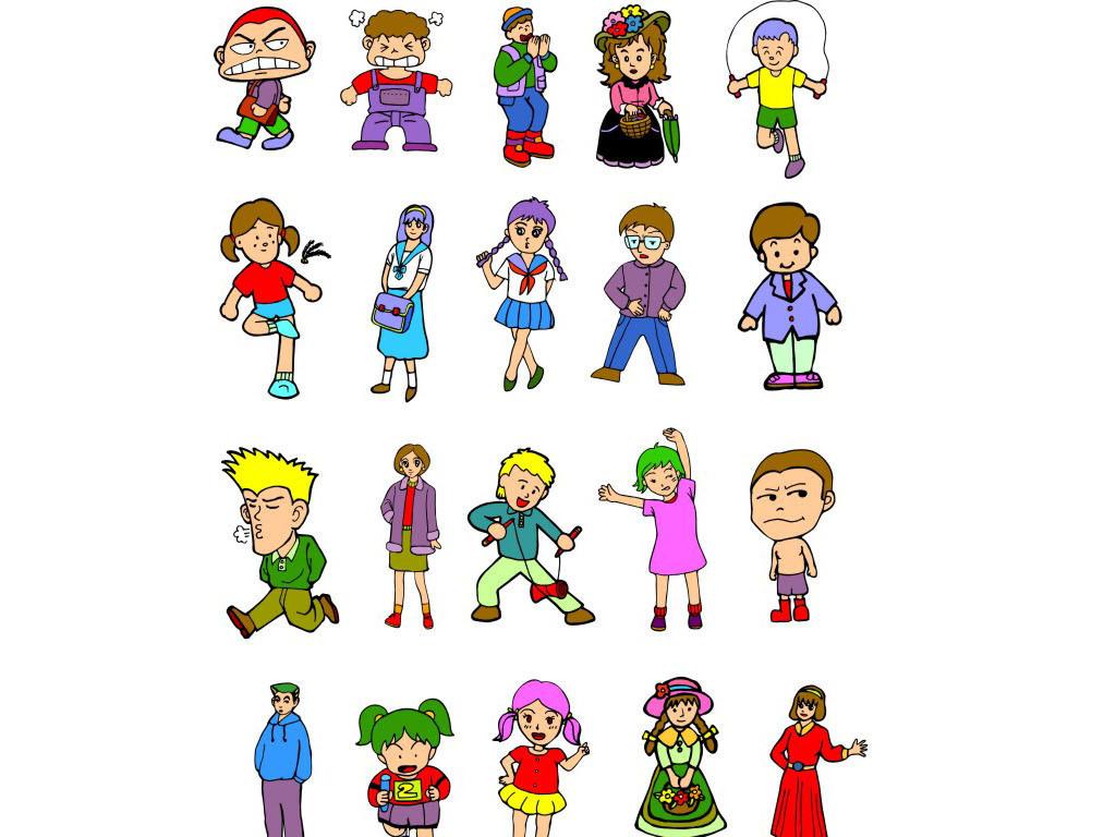 儿童保暖衣pop手绘