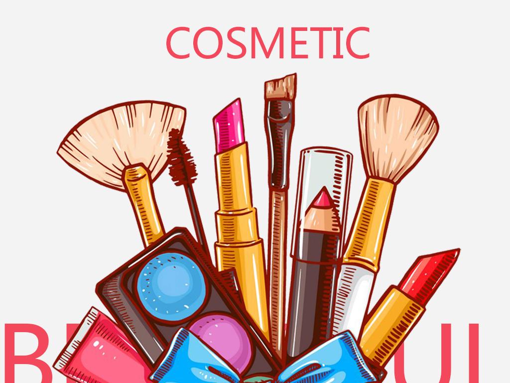 平面|广告设计 海报设计 pop海报 > 创意美容化妆品护肤品促销海报