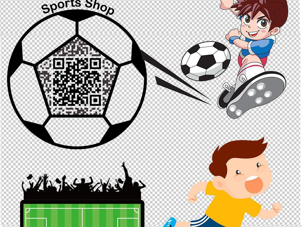 足球运动比赛海报设计图片