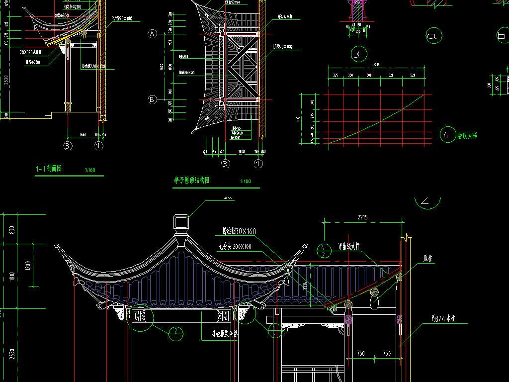 我图网提供精品流行 园林古建筑全套CAD结构图素材 下载,作品模板源文件可以编辑替换,设计作品简介: 园林古建筑全套CAD结构图, , 使用软件为 AutoCAD 2006(.dwg) 园林全套古建筑CAD平面图 仿古建筑 公园园林景观CAD规划图 景观设计 古亭古塔走廊围栏CAD施工图 广场园林景观设计 城市景区园林古建筑CAD结构图 园林 古建筑 结构图 全套
